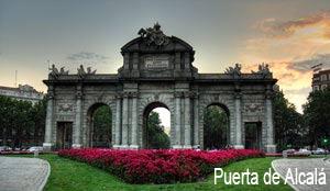 Madrid monumentos